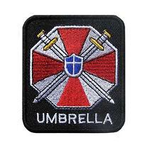 Umbrella Corporation Biohazard Resident Evil Ecusson Broder Patch