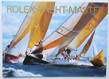 ROLEX  Yacht  Master ESPAÑOL Booklet  Libretto VINTAGE ref. 600.54  Sp 2 2.2000