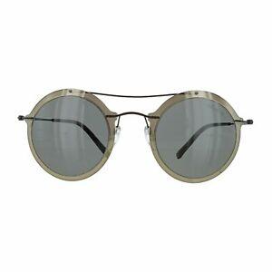 Silhouette-8705 Infinity-7540 Gold/Black Polarized Gray