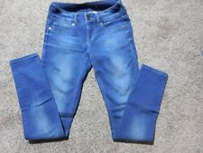 Women Maurices Skinny Blue Jeans Size XS-R