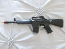 """Vintage Toy Machine Gun 1960's Squirt Gun 14"""""""