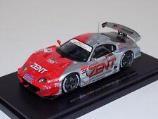 1/43 Ebbro Toyota Supra Sent Cerumo Super GT 2005 Signed  car #38  #771