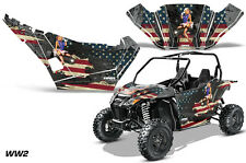 AMR Racing Arctic Cat Wildcat Limited 700 Graphic Kit Decal Sticker Wrap WW2
