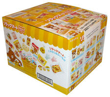 Rare! Re-ment Miniature Rilakkuma Supermarket Full Set of 8 pcs