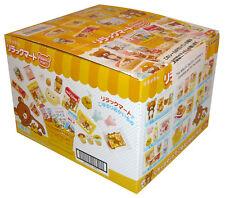 Rare! Re-ment Miniature Rilakkuma Supermarket Full Set of 8 pcs