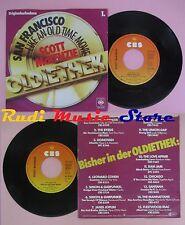 LP 45 7'' SCOTT McKENZIE San francisco Like an old time movie 1970 no cd mc dvd