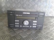 Autoradio CD - FORD C-MAX I (1) phase 1 de 09/2003 à 03/2007 - 4M5T-18C815-AD