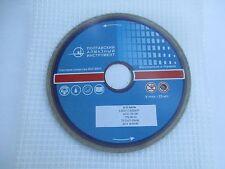 175 x 1mm. Hole 32mm. Tupe 1A1R Cut-Off Diamond Wheel Grinding 125/100µm 150Grit
