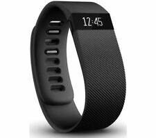 Fitbit Charge Wireless Activity Wristband - Black - Small - Activity & Sleep