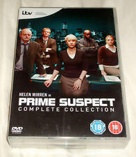 Prime Suspect - Complete Collection (DVD, 2011, 10-Disc Set, Box Set) ITV Drama