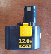 Genuine  Ryobi 12V  CTH1202 Ni-CD Battery 1400652B 1400670