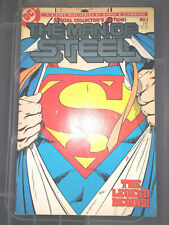 The Man of Steel #1 Special Collector's Edition Cover DC Comics 1986 - FN Byrne