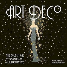 ART DECO - ROBINSON, MICHAEL/ ORMISTON, ROSALIND - NEW HARDCOVER BOOK