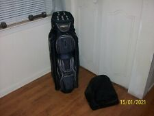 Crosspete Sports 14 Divider Top Cart/Carry Golf Bag With 2 Outside Holders