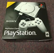 Sony PlayStation Classic game console 2018 PS1 PSX .... Brand New