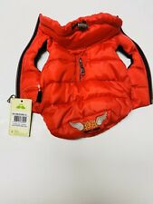 PuppyAngel Dog Coat  Small  Red Vest