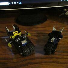 Lego BatmanThe Batcycle(7886) The Bat cycle 6860