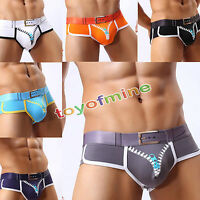 Nuevo Moda Calzoncillos Bragas Sexy Hombre Boxer Calzoncillos Shorts Ropa