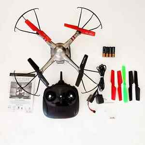 Propel Cloud Rider 2.4 GHz Quadrocopter with Camera