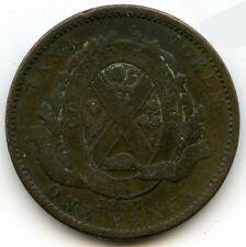 Canada 1837 Bank Token - One Penny - KZ792
