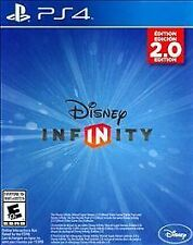 Disney Infinity -- 2.0 Edition (Sony PlayStation 4, 2014) Game Only
