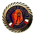 Spilla Montagna - Scuola Estiva Di Sci - Anzi Agonistica Diametro cm 3,3