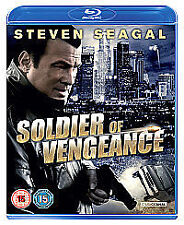 Soldier Of Vengeance Blu-ray * NEW & SEALED * FAST DISPATCH !