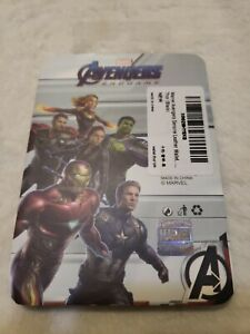 Marvel Avengers Genuine Leather Wallet - Thor Black