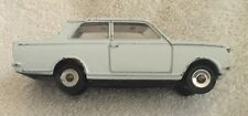 Dinky Toys No.136 Off White Vauxhall Viva with Opening Bonnet and Boot.