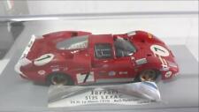 Ronnie Peterson Derek Bell Ferrari 512S 24 Lemans 1970 1/43 BBR Rare Le Mans