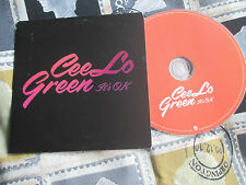 Cee Lo Green – It's OK Label: Warner Bros. Records CDr UK Promo CD Single