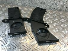 BMW E90 E91 E92 E93 Cup Holder Pair Black LCI 7127462 FAST SHIPPING