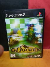 G1 Jockey - Sony PS2 PAL - Includes Manual