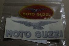 Moto Guzzi 1100 Sport V11 Cali 1983-2014 Fuel Tank Decal Left Hand Gu01917900