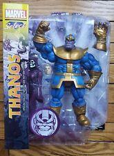 "Marvel Diamond Select Thanos Action Figure 8"" Avengers"
