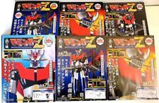 Hachette Iron Castle Mazinger Z Regional limited 001/002/003/004/005/006 Set