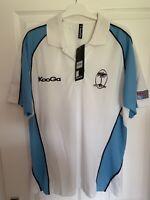 2011 Fiji home rugby polo football shirt XL mens Kooga rare BNWT World Cup