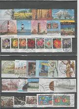 Gestempelte ungeprüfte Briefmarken aus der BRD (ab 2000) als Posten & Lots