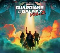 Marvel's Guardians of the Galaxy Vol. 2: The Art of the Movie Johnston, Jacob Ve