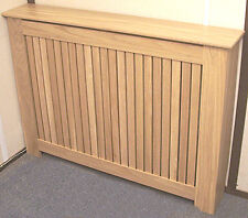 SOLID OAK RADIATOR COVER