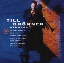 CD: Till Brönner - Midnight feat. Michael Brecker, Dean Brown, Anthony Jackson