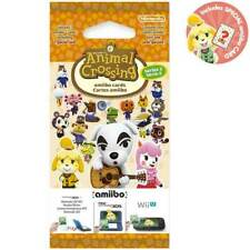 ANIMAL CROSSING NEW HORIZONS amiibo CARDS PACK SERIES 2  NINTENDO SWITCH