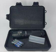 Shadowhawk X800 Tactical Flashlight With Batteries SK003 DD 38