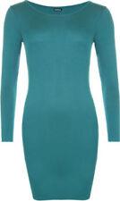 Maglie e camicie da donna verde viscosa, taglia 42