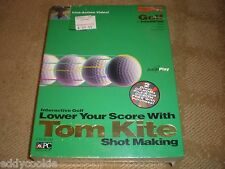 Interactive Golf TOM KITE Shot Making (3DO, 1994) Video Game ESPN - NEW SEALED