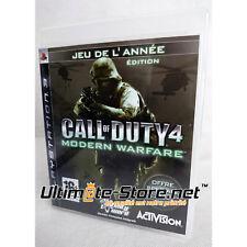 Jeu PS3 Call of Duty 4 Modern Warfare Edition Jeu de l'Année - COD4 GOTY