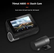 Xiaomi 70mai A800 GPS 4K Dash Cam - INCLUDING Rear Cam and Hardwire Kit