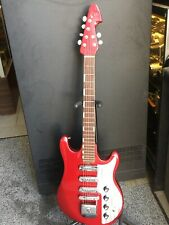 Teisco WG-3L Electric Guitar 1960'S WHAT A  BEAUTY!!!!!   -ALL ORIGINAL-