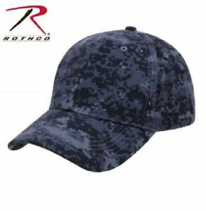Camo HAT Cap Rothco Supreme Camouflage Low Profile Baseball Tactical 13 colors