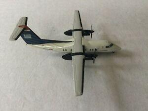 GeminiJets  US Airways Express DHC-8 N987HA  GJUSA1017 1:400 Scale Diecast Model